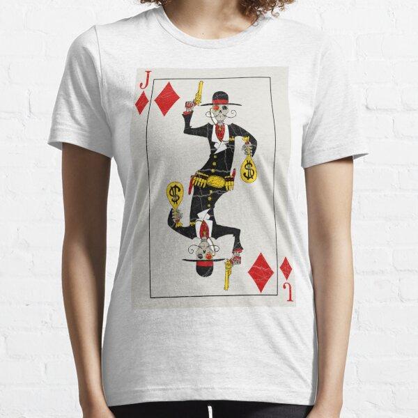 Jack of Diamonds Essential T-Shirt