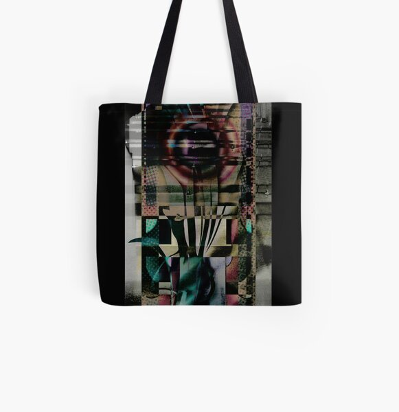 New Phase 013 All Over Print Tote Bag