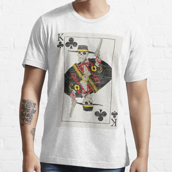 King of Clubs Essential T-Shirt