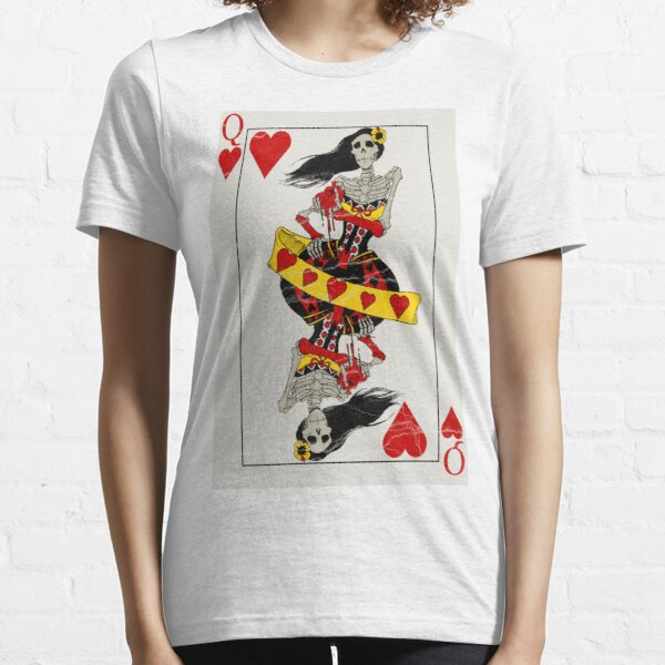 Queen of Hearts Essential T-Shirt