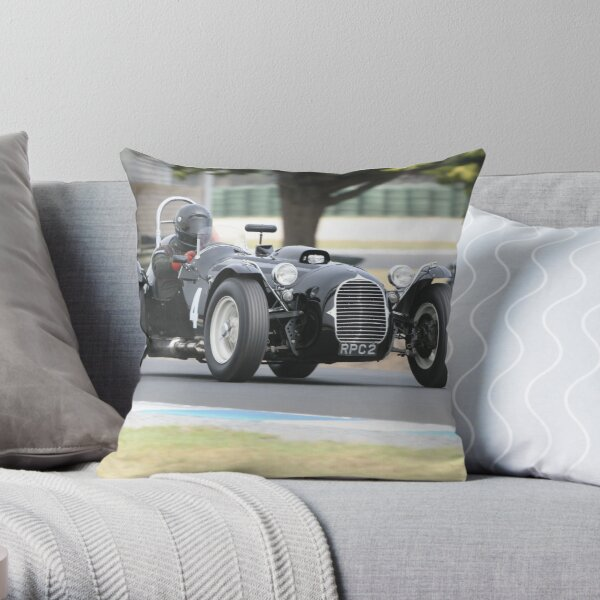 Stovebolt Special Throw Pillow