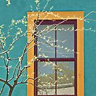 Barrio Window by Linda Gregory