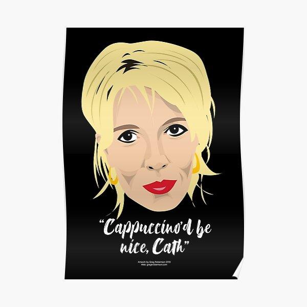 Jill Tyrell Poster Poster