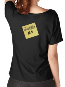 EXTERMINATE ME Women's Relaxed Fit T-Shirt