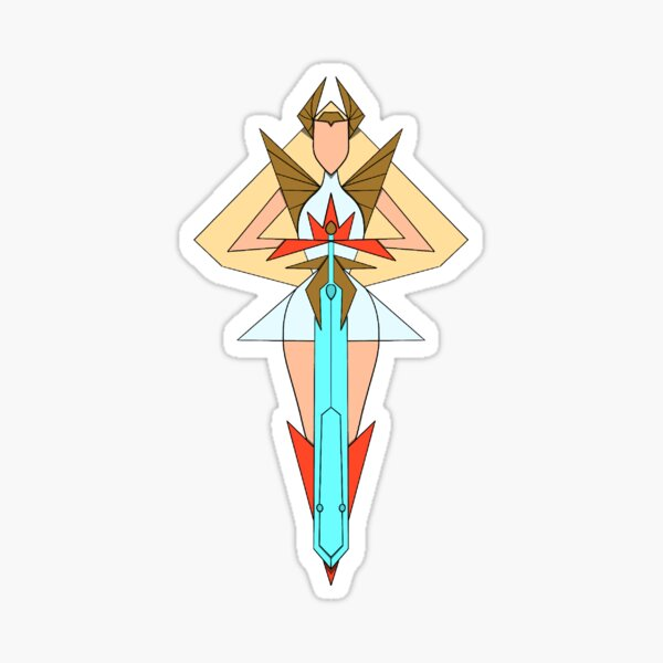 She-Ra Sticker