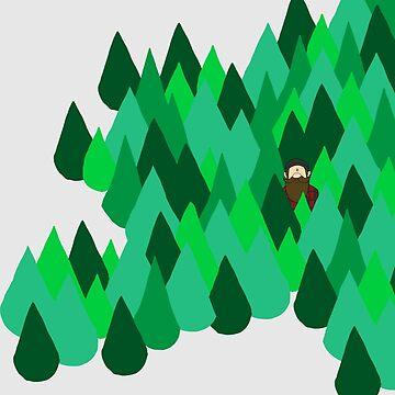 Lumberjack by adraftee