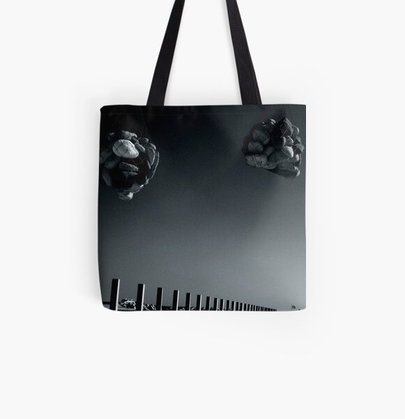 Bluffer All Over Print Tote Bag