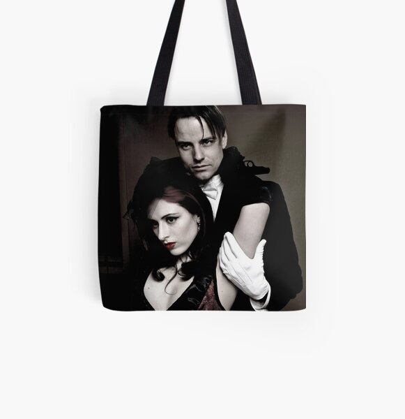 Deceptive Embrace All Over Print Tote Bag