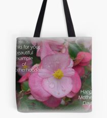 Happy Mother's Day! Tote Bag