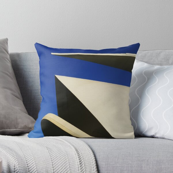 Iso Throw Pillow