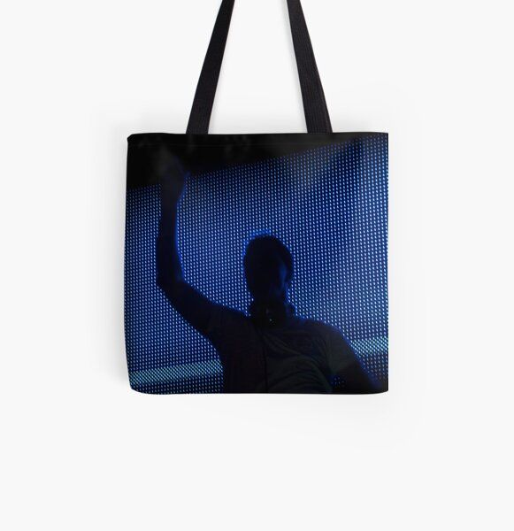 The DJ is in the house All Over Print Tote Bag