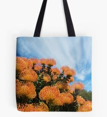 Incandescent Heights Tote Bag