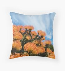 Incandescent Heights Throw Pillow