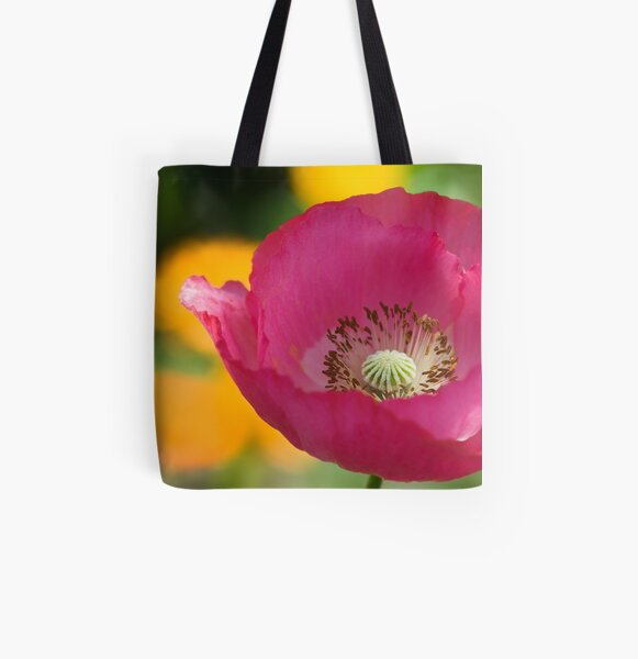 Passionate All Over Print Tote Bag