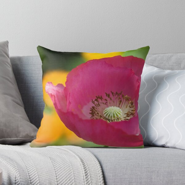 Passionate Throw Pillow