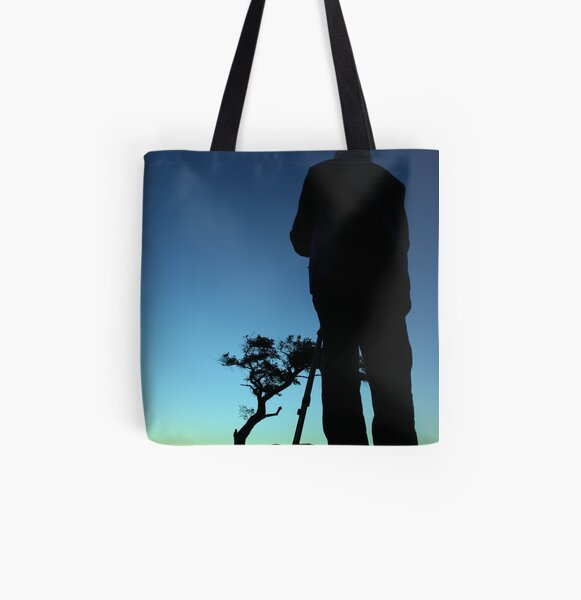 Dave@Dogrocks All Over Print Tote Bag