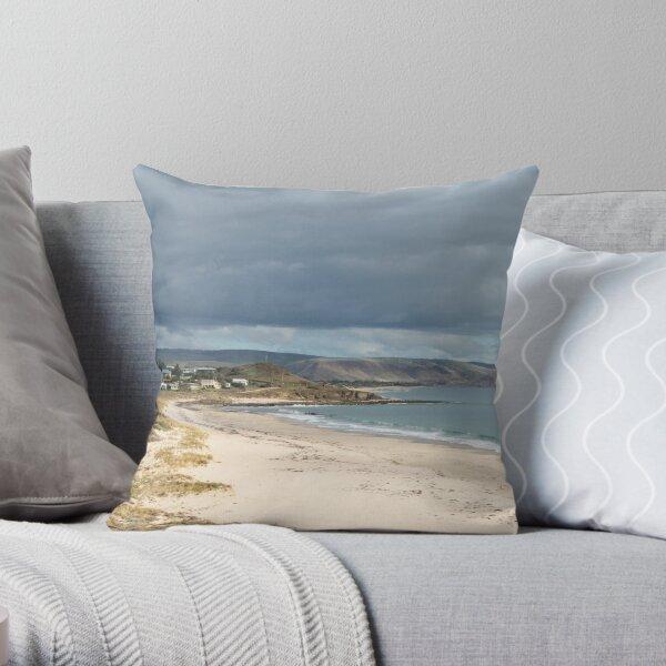 Carrickalinga Beach,S.A. Throw Pillow