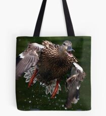 Get Ready To Duck Tote Bag