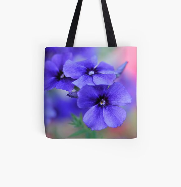 My Blue Heaven All Over Print Tote Bag