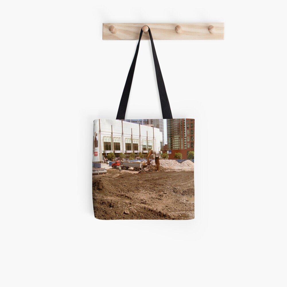 At the clearing Tote Bag