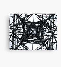 Trigonometry Canvas Print