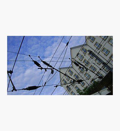 house web Photographic Print