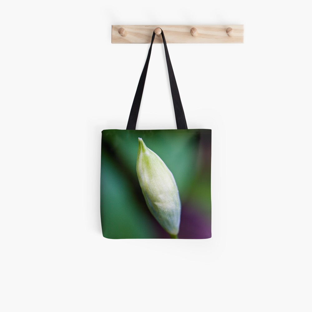 Ramson Bud (Allium ursinum) Tote Bag