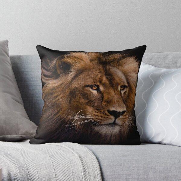 Mujambi Throw Pillow