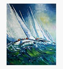 The Tall Ships' Races Photographic Print