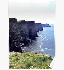 Cliffs of Moher, Co. Clare, Ireland Poster