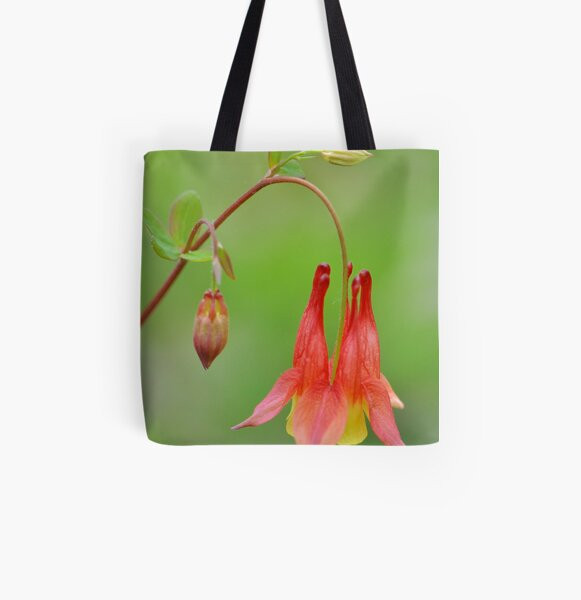 Woodland Beauty All Over Print Tote Bag