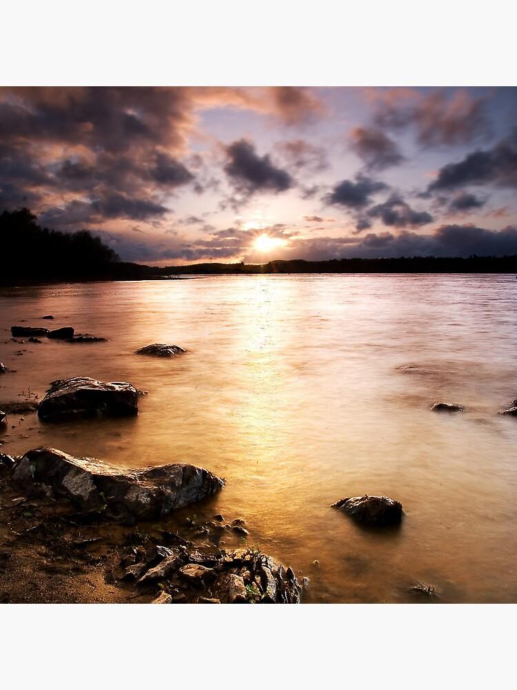 Colt Crag sunset by tontoshorse
