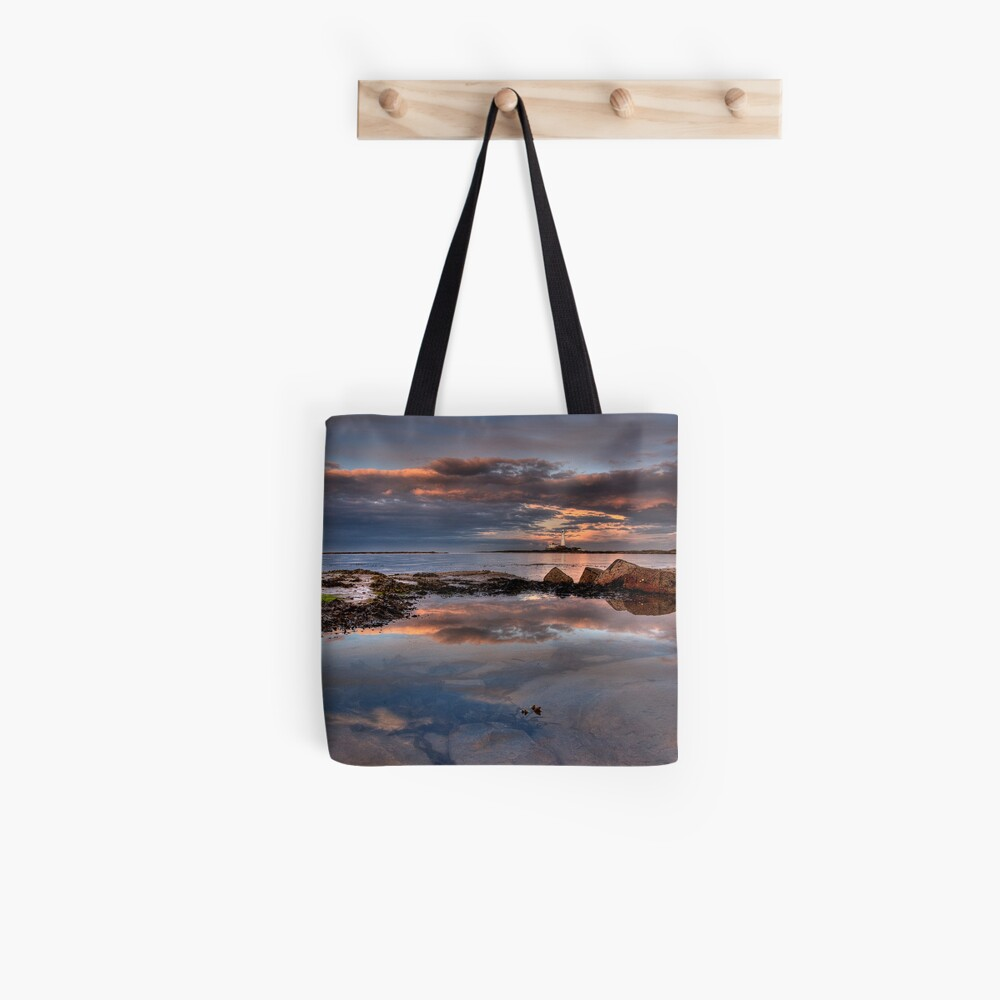 Water reflections Tote Bag