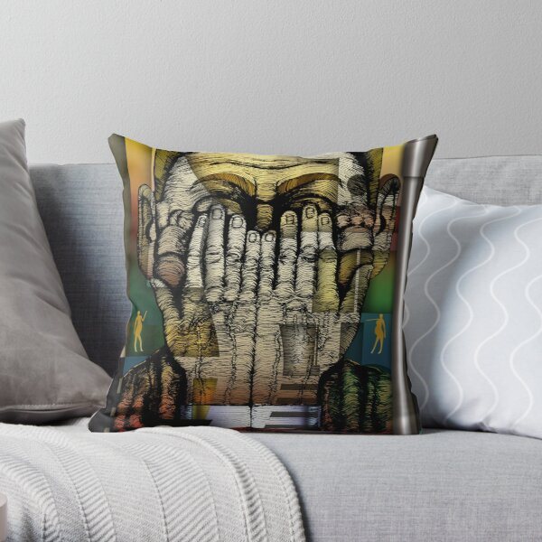A Fortiori 75 Throw Pillow