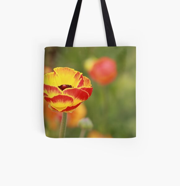 A Lovely View All Over Print Tote Bag