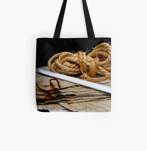 Pottering  All Over Print Tote Bag