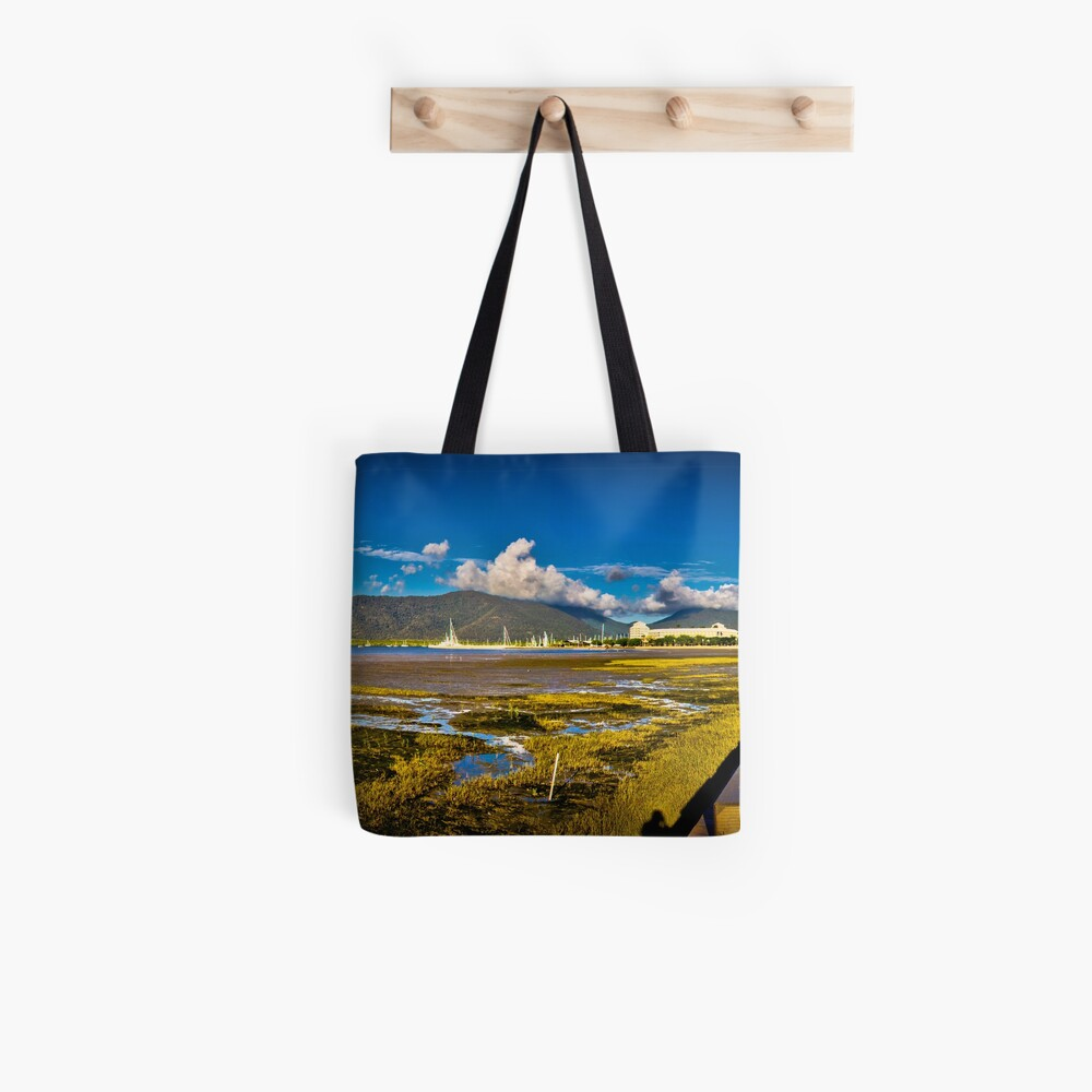 Cairns Forshore Tote Bag
