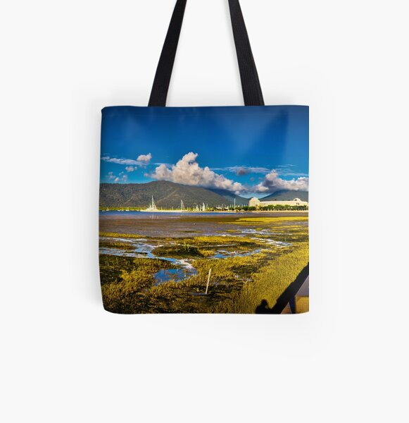 Cairns Forshore All Over Print Tote Bag