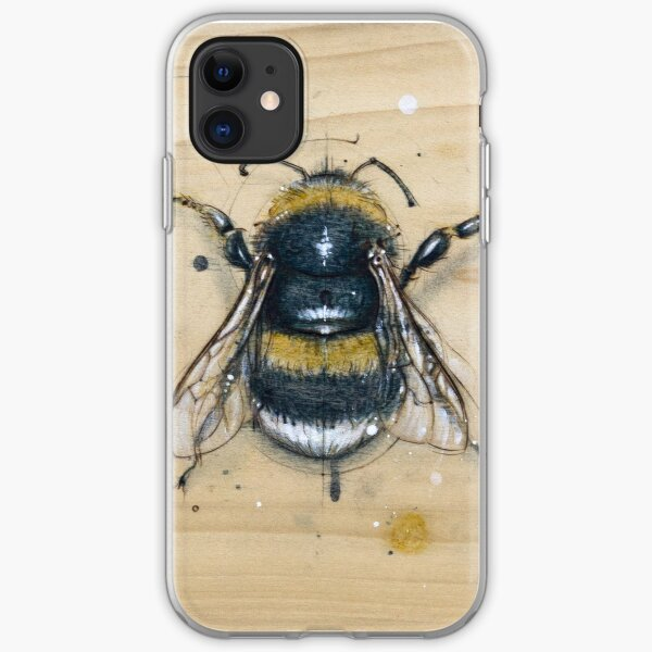 Bee #2 iPhone Soft Case