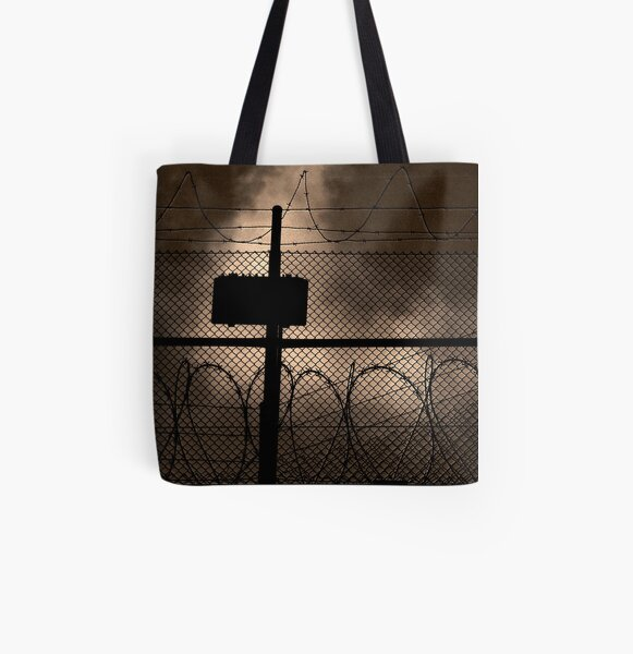 Fortress or safety assured All Over Print Tote Bag