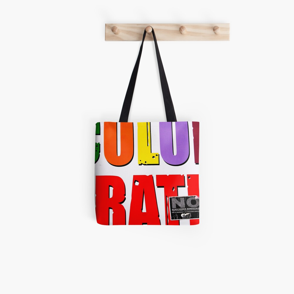Free Colour Tote Bag