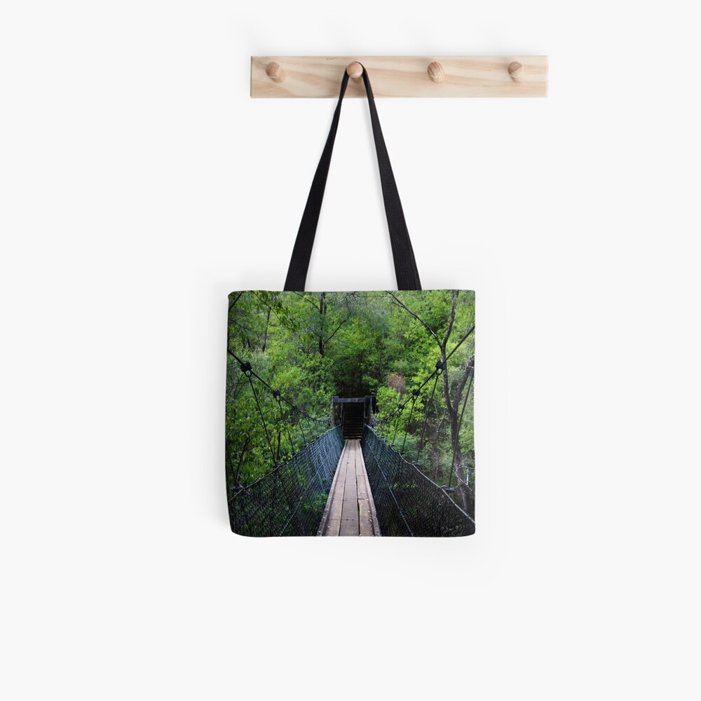 Don't look down... Tote Bag