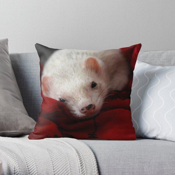The Elegance Throw Pillow