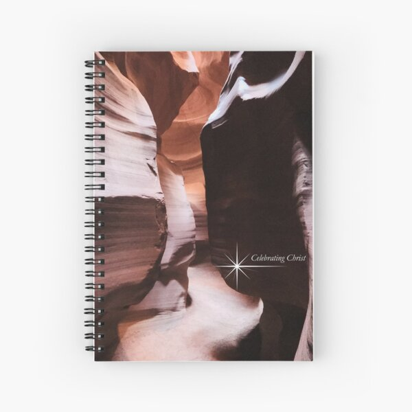 Antelope Canyon Notebooks and Cards - From ccnow.info Spiral Notebook