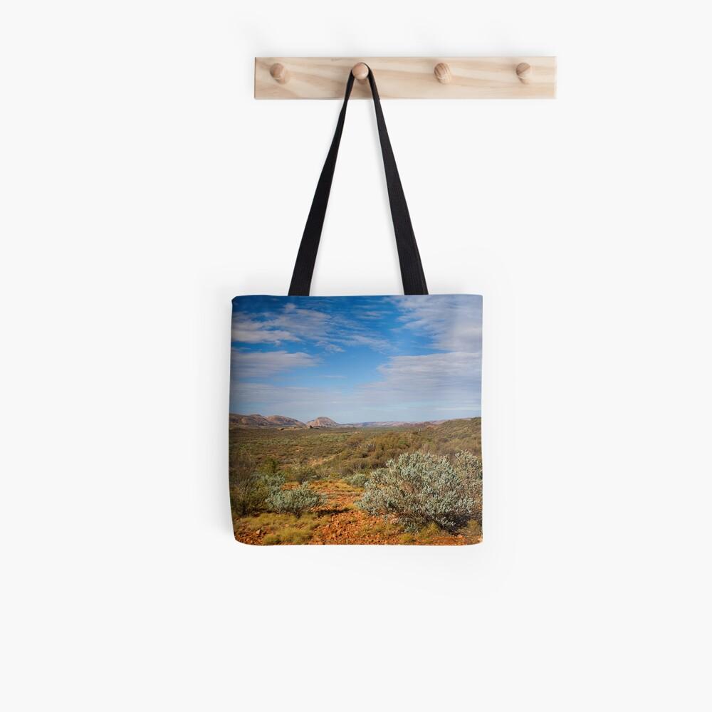 Western MacDonnell Ranges Tote Bag