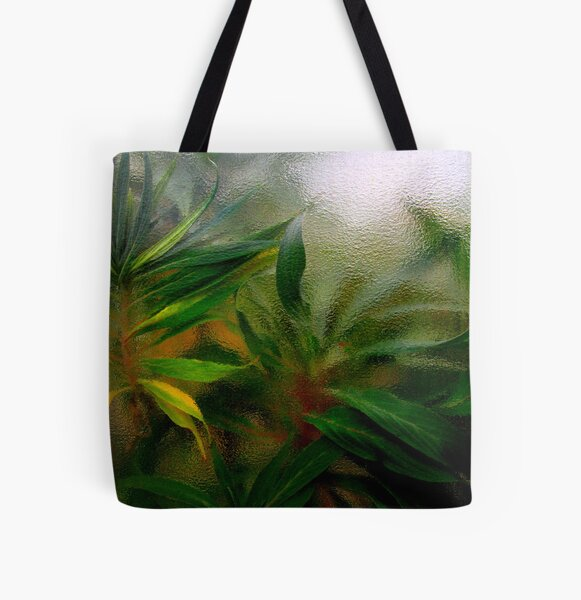 Ripples All Over Print Tote Bag