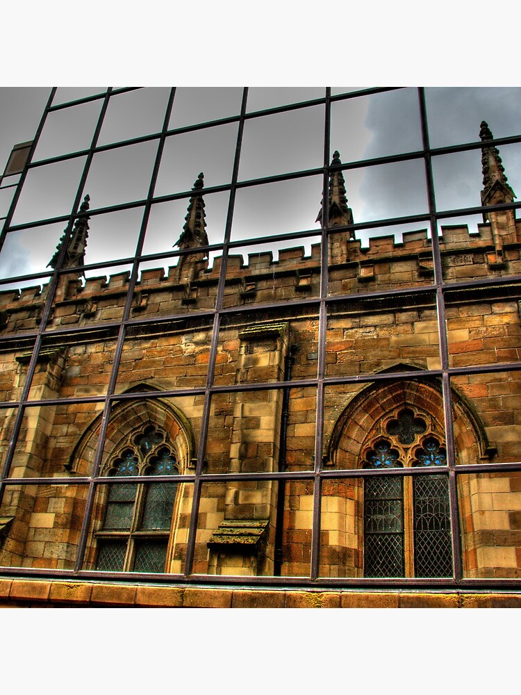 Reflections of Glasgow (2) by Shuggie
