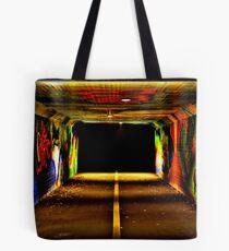 Tunnelblick Tote Bag