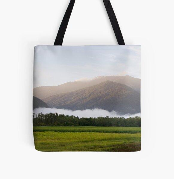 Dawn @ Gordonvale FNQ All Over Print Tote Bag