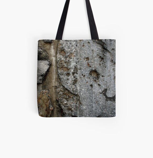 Textures 4 All Over Print Tote Bag